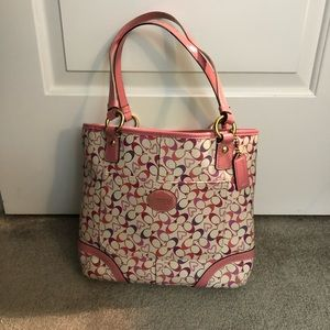 Coach Limited Edition Valentines Tote